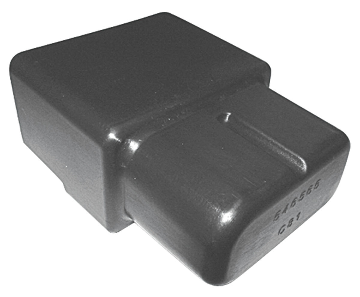 Plastic Cover, Horn Relay, 1968-71 G/T/L