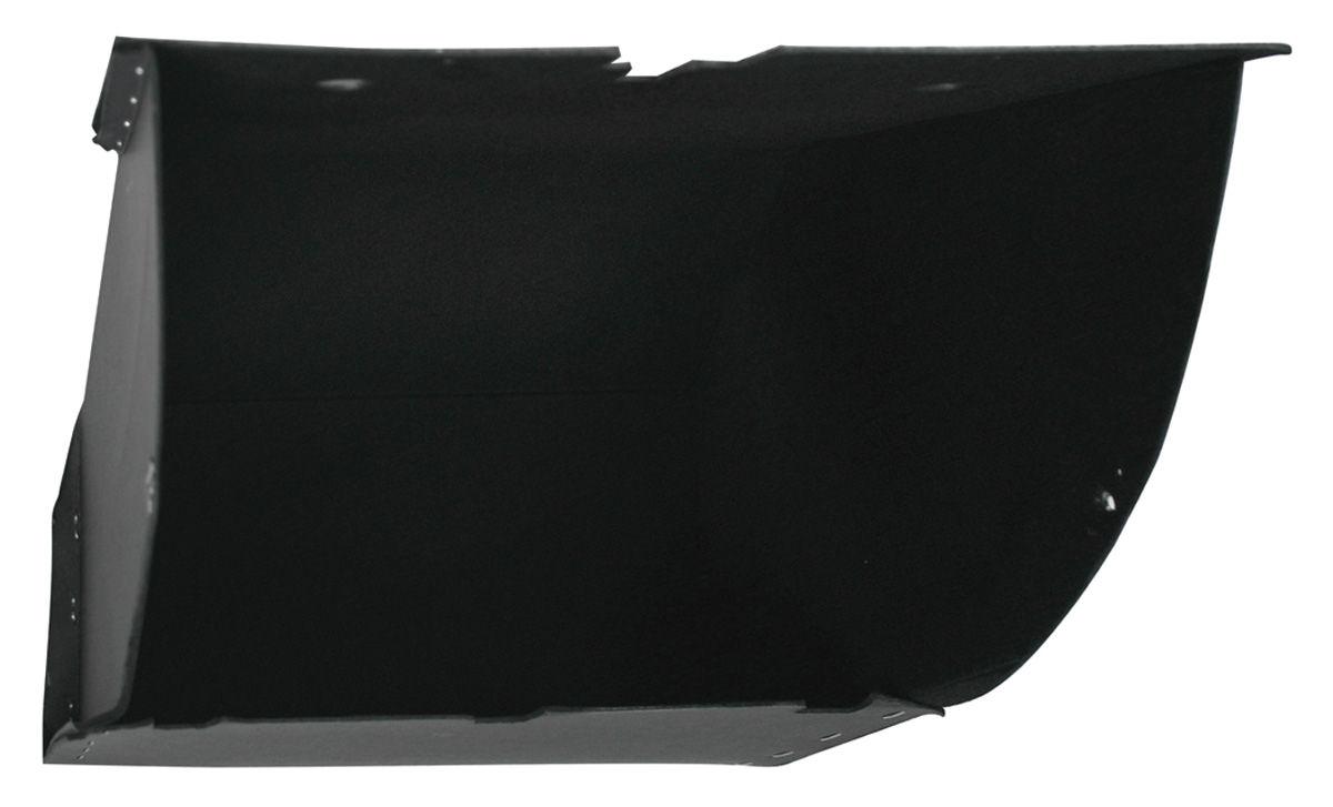 Liner, Glove Box, 1968-69 Chevelle/El Camino w/o A/C
