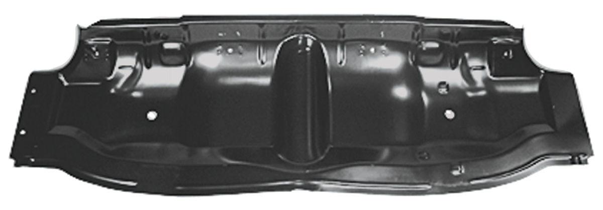 Floor Pan, Under Rear Seat, 1965-70 Bonneville/Catalina/1965-68 Grand Prix