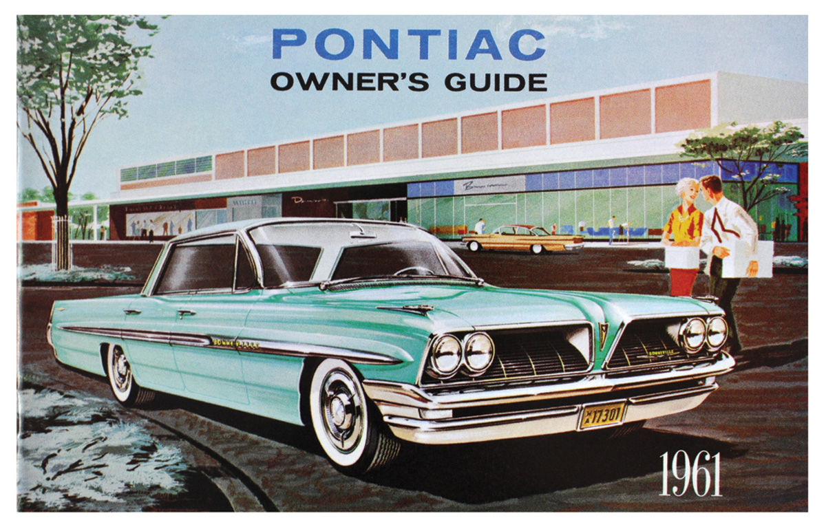Owners Manual, 1961 Bonneville/Catalina