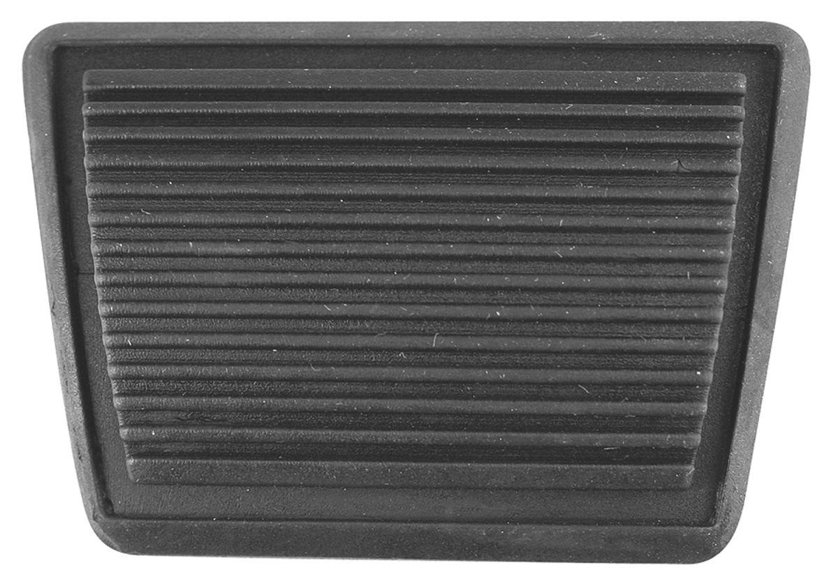 Pad, Pedal, 1964-72 GTO, 1965-72 Grand Prix/1965-70 Bonn/Cat, Clutch/Brake