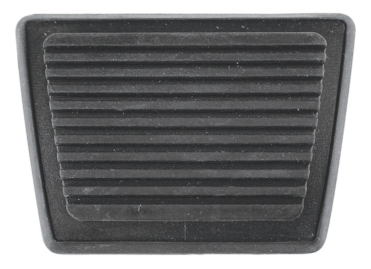 Pad, Pedal, 1965-70 Bonn/Cat/1965-68 Grand Prix/1965-69 GTO,  Parking Brake
