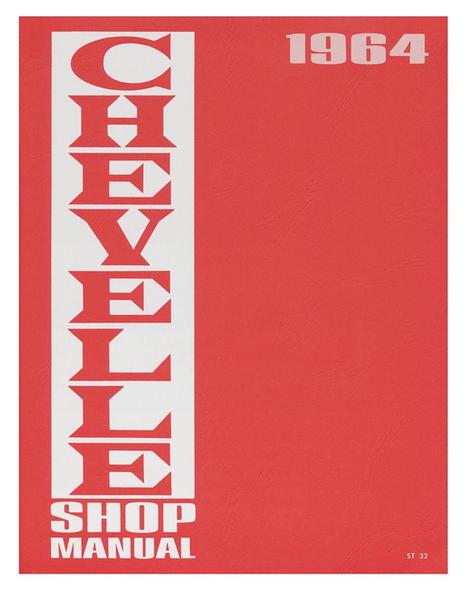 Shop Manual, 1964 Chevelle
