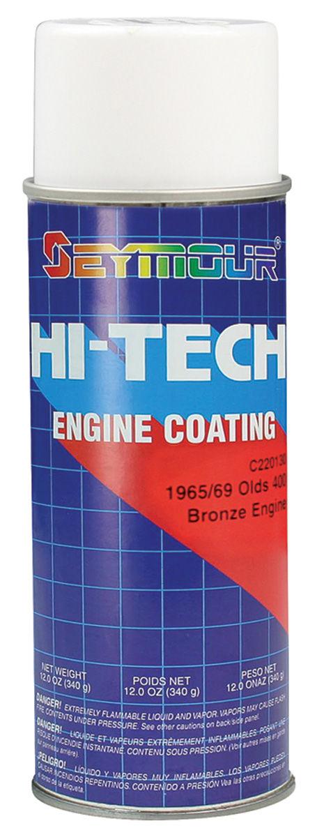 Paint, Engine, 1965-69 400ci Olds, Bronze, 12-oz.