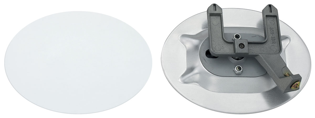 Glass, Sport Mirror, 1970 Cutlass, W/ Mounting Plate