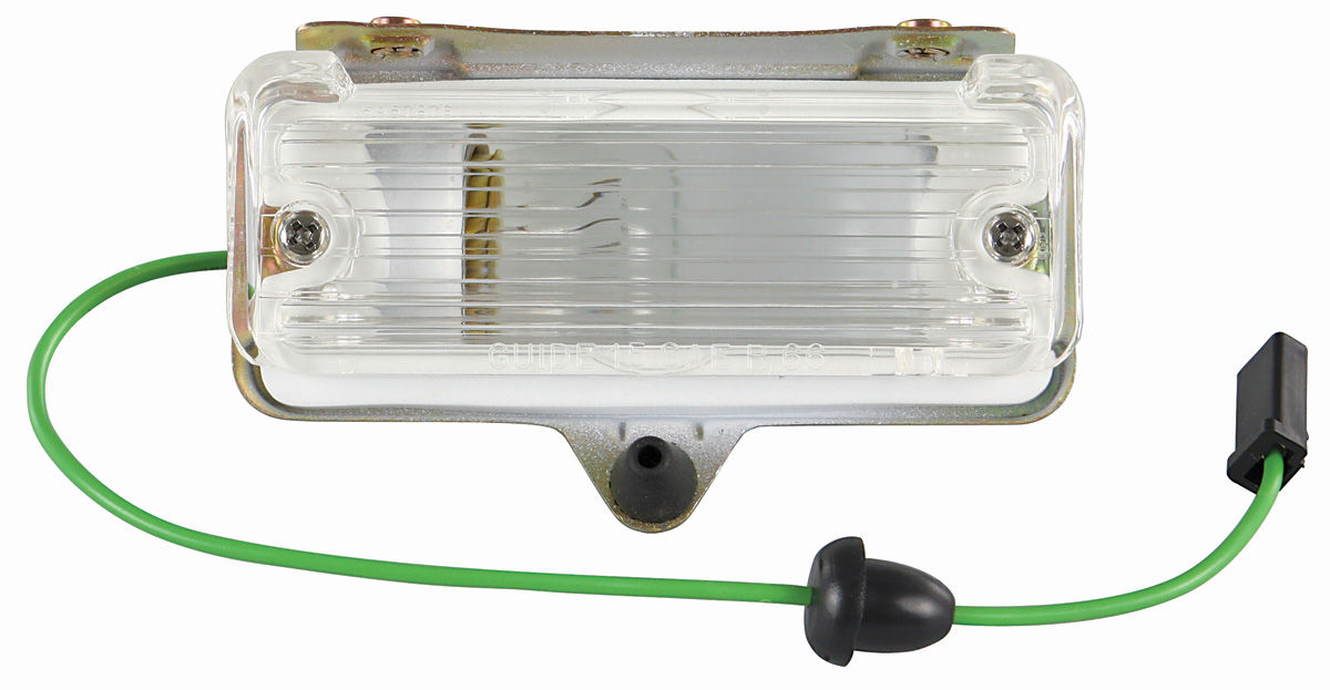 Backup Lamp, 1968 Chevelle/El Camino