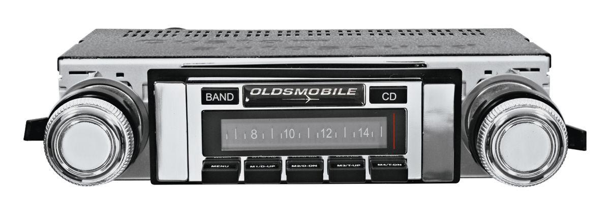 Stereo, USA 630, 1970-72 Cutlass