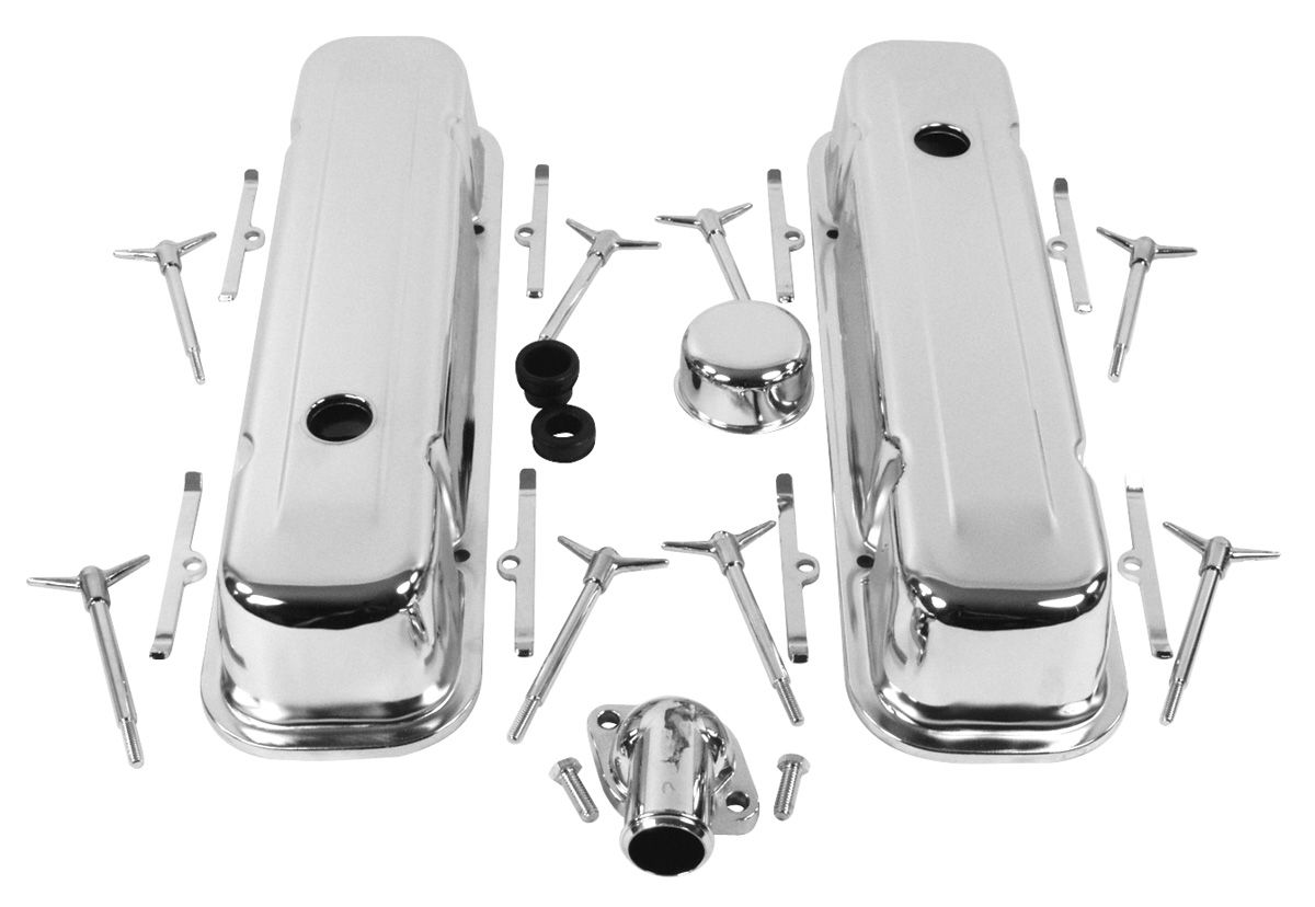 PONTIAC 301-455 CHROME ACCESSORY KIT