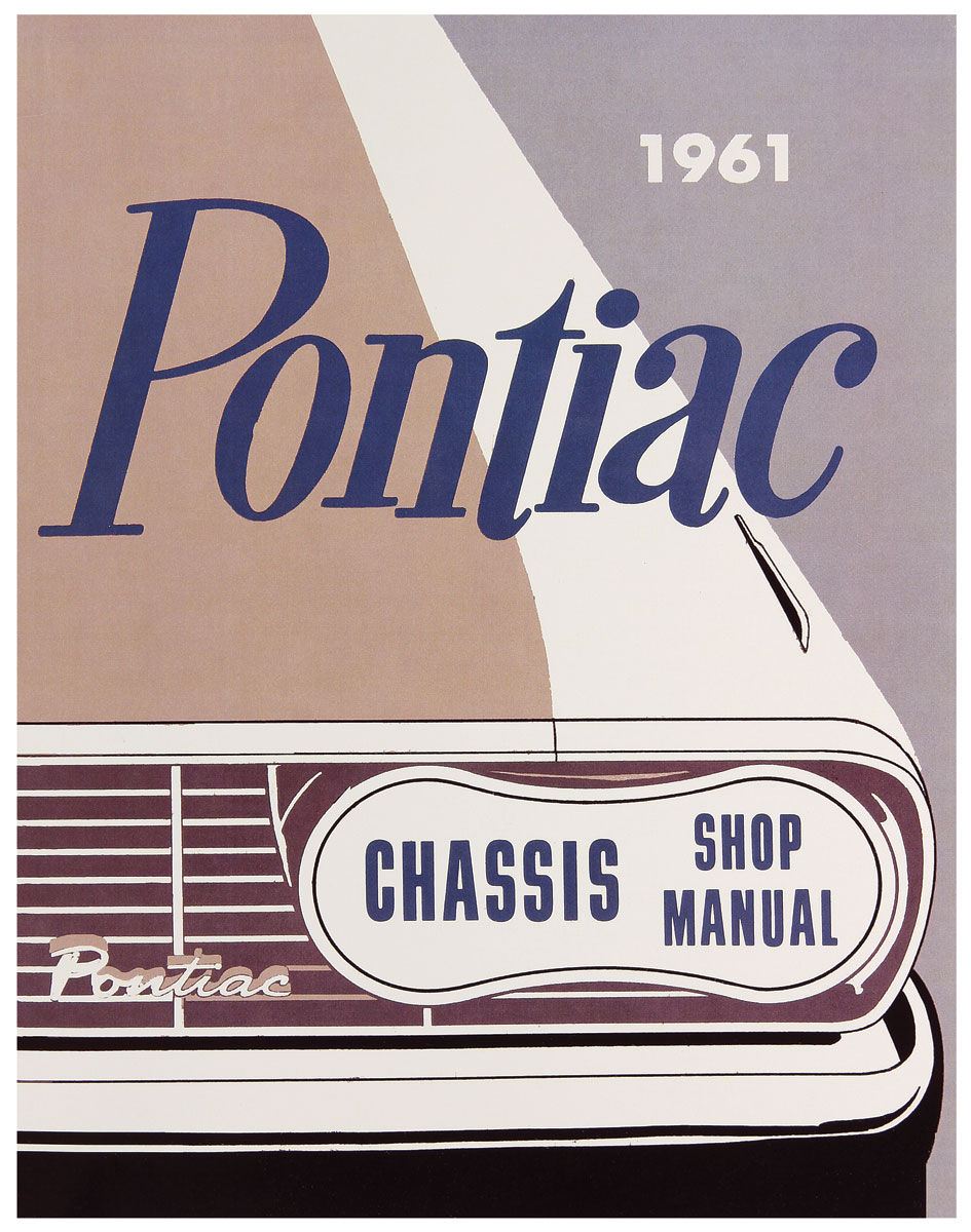 Manual, Chassis Service, 1961 Bonneville/Catalina