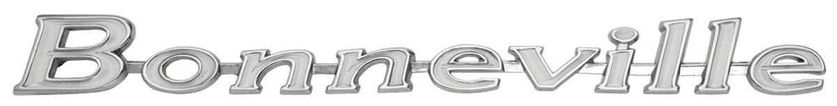 Emblem, Header/Tail Panel, 1967