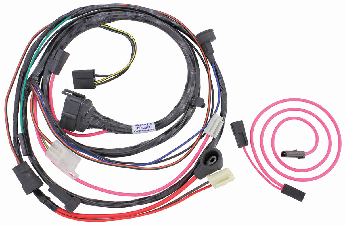 wiring harness for 1965 pontiac gto wiring harness  engine  1965 gto lemans tempest  v8  man trans  wiring harness  engine  1965 gto lemans