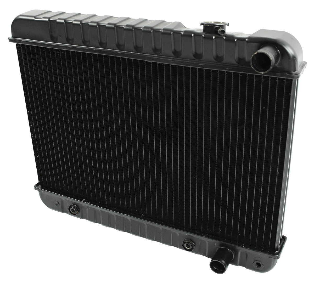 "Radiator, 1961-63 Skylark, V8, Automatic, 3-Row, 12-3/8"" X 23-1/8"" X 2"""