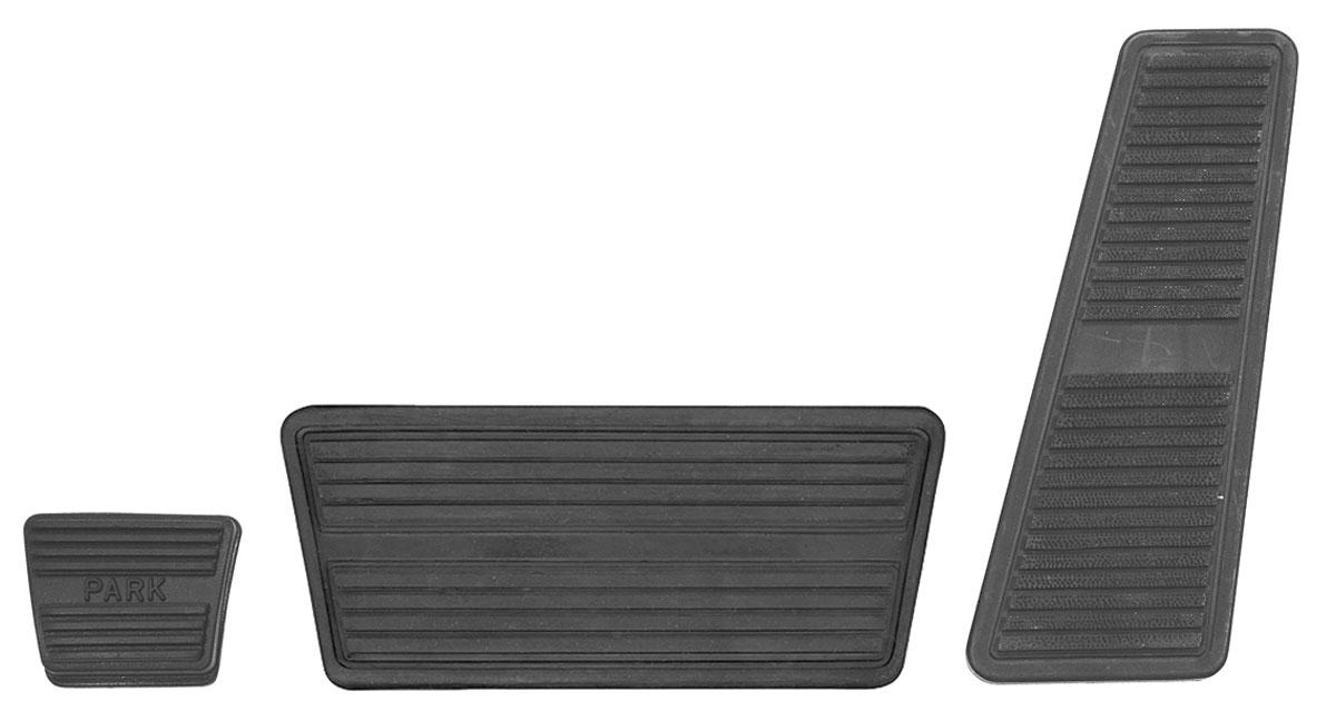 Pad, KIT, Pedal, 1968-72 Cutlass/Skylark, Auto. Trans., Drum