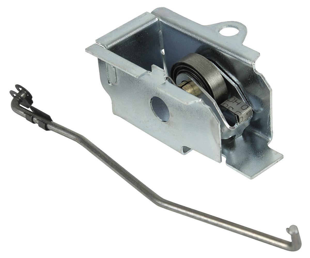 Thermostatic Choke Coil, 1966 Pontiac Tri-Power