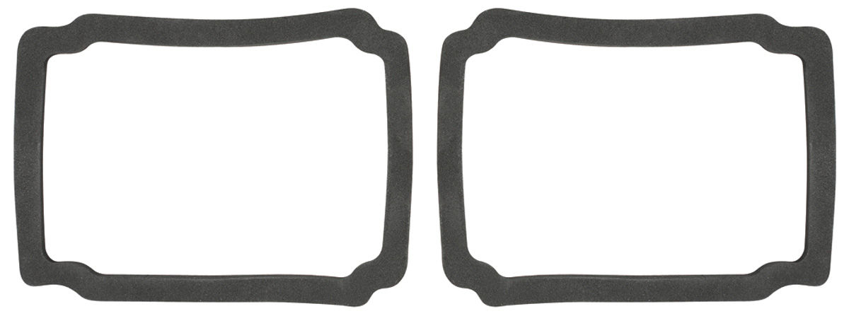 67 CHEVELLE TAIL LAMP GASKETS