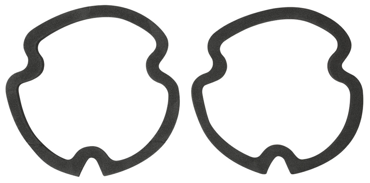 Gaskets, Tail/Backup Lens, 1971-72 Chevelle