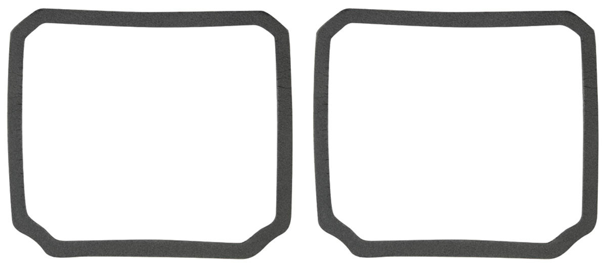 67 ec tail lamp lens gaskets