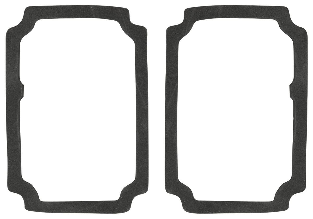 68  69 ec tail lamp lens gasket