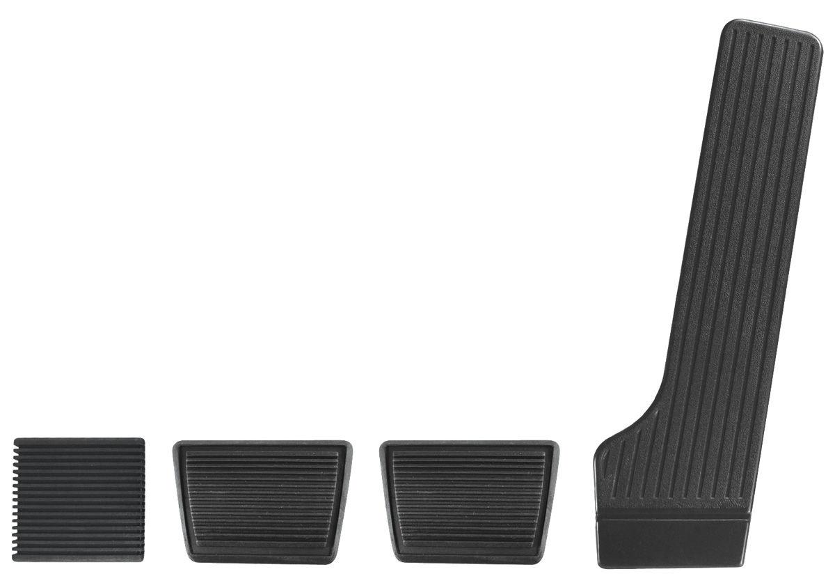 Pad, KIT, Pedal, 1964 GTO, 4 Speed