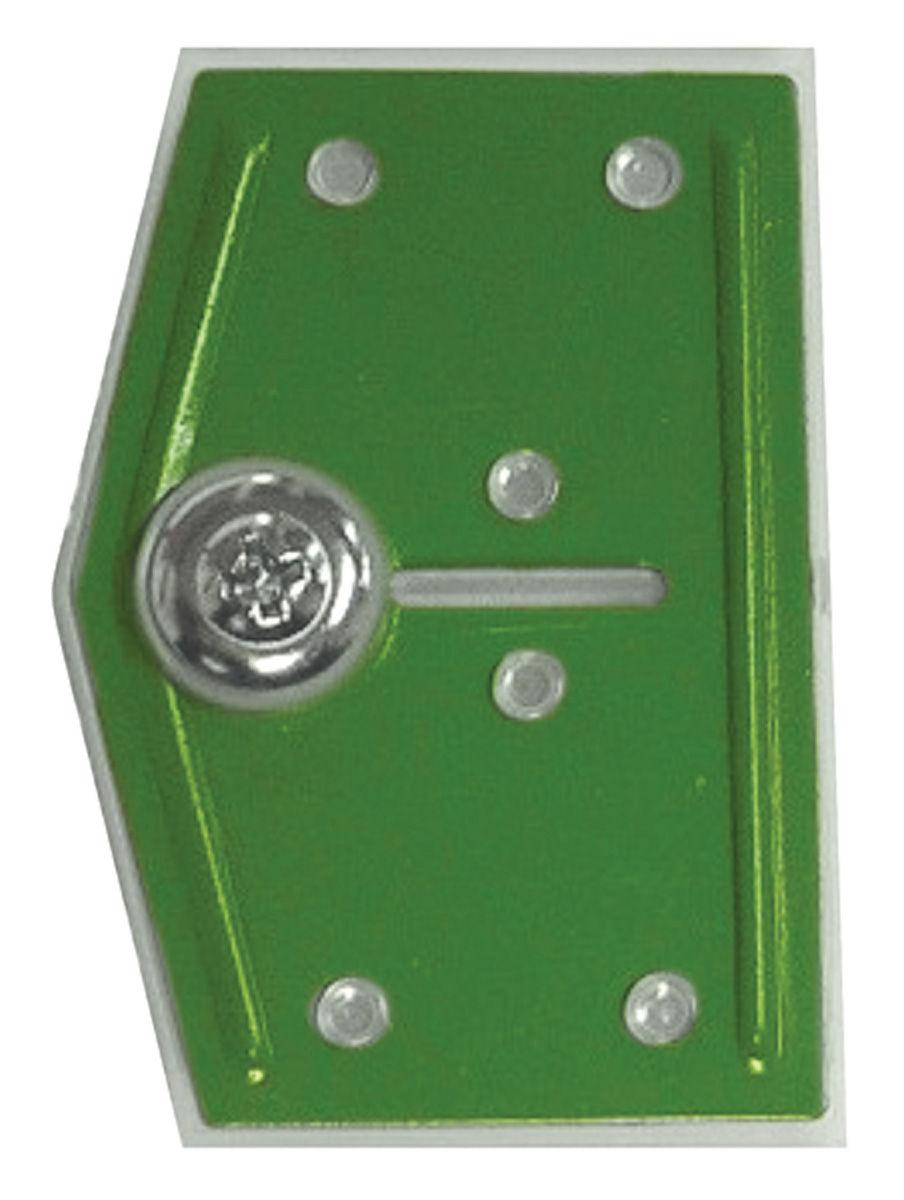 Clip, Molding, End Door, 1967 Cutlass Supreme/4-4-2
