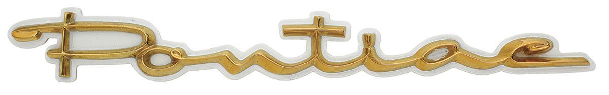 Emblem, Grille, 1959 Bonneville/Catalina,