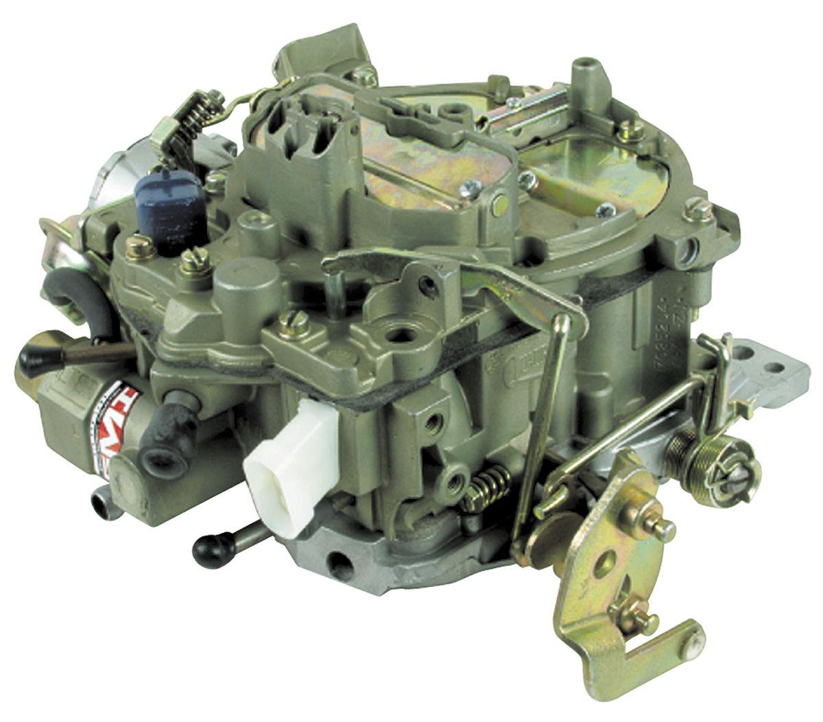 Carburetor, Quadrajet, SMI, 1982-88 Electronic, Stage 2
