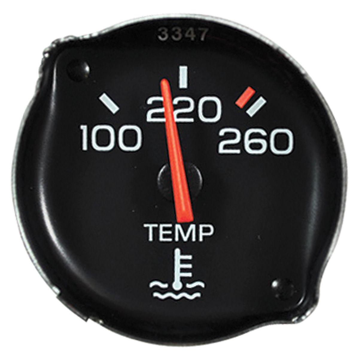 Gauge, Temperature, 1979-85 G-Body, #8993605