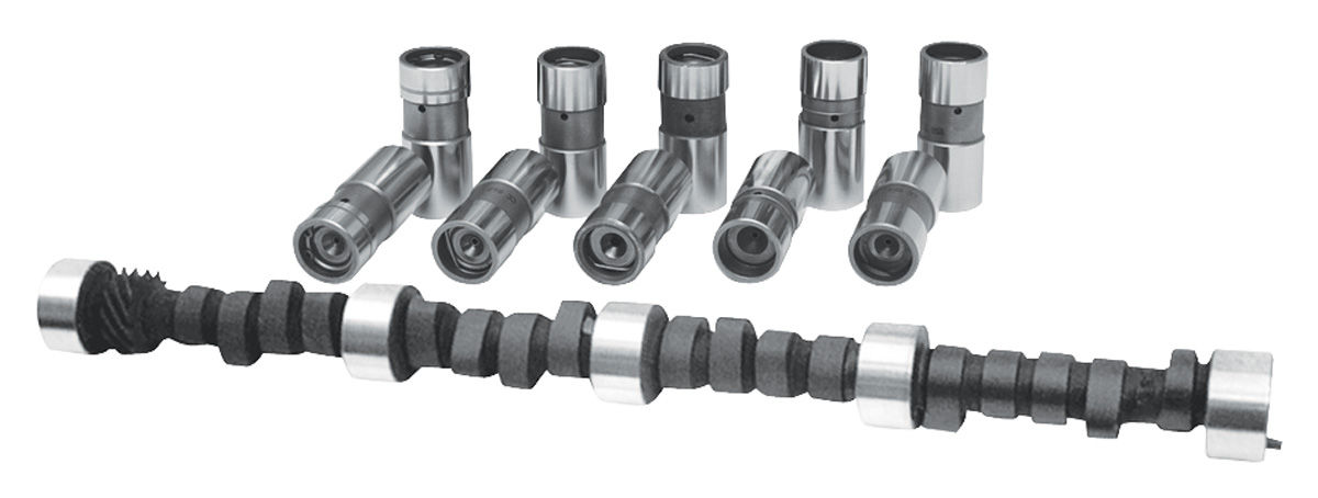 Camshaft, Comp Cams Xtreme Energy, CL-Kit XE284H, Pontiac V8, Hyd Flat Tappet