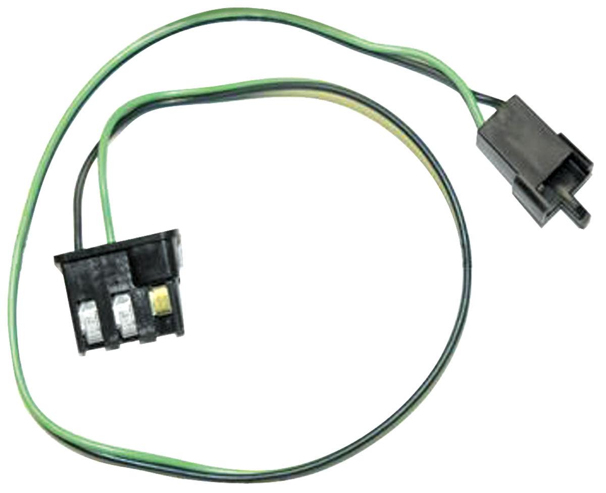 Wiring Harness, Dash Speaker, 1968-72 CH/EC, 68-72 G/L/T, 66-72 Cut
