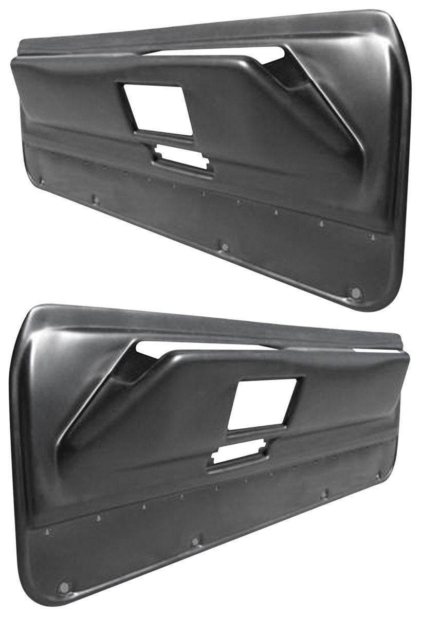 Door Panels, 1971-76 Cadillac, Eldorado Lower, Pair