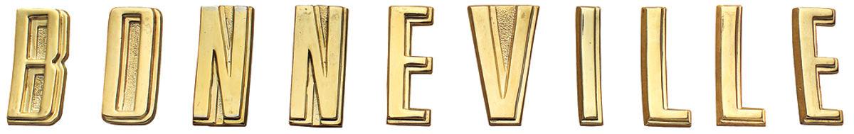Emblem, Tail Panel, 1960