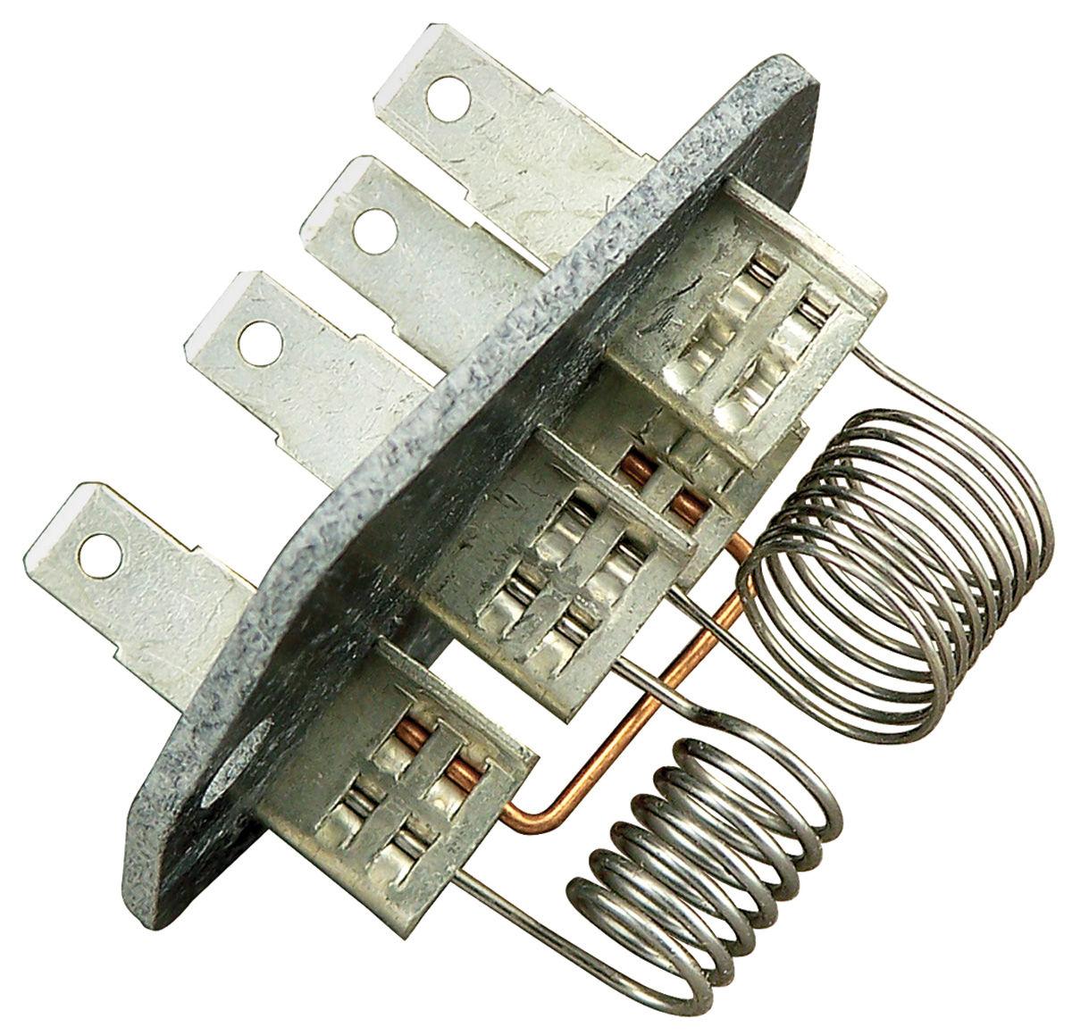 Blower Motor Resistor, 40 40 Pontiac/40 40 Cutlass
