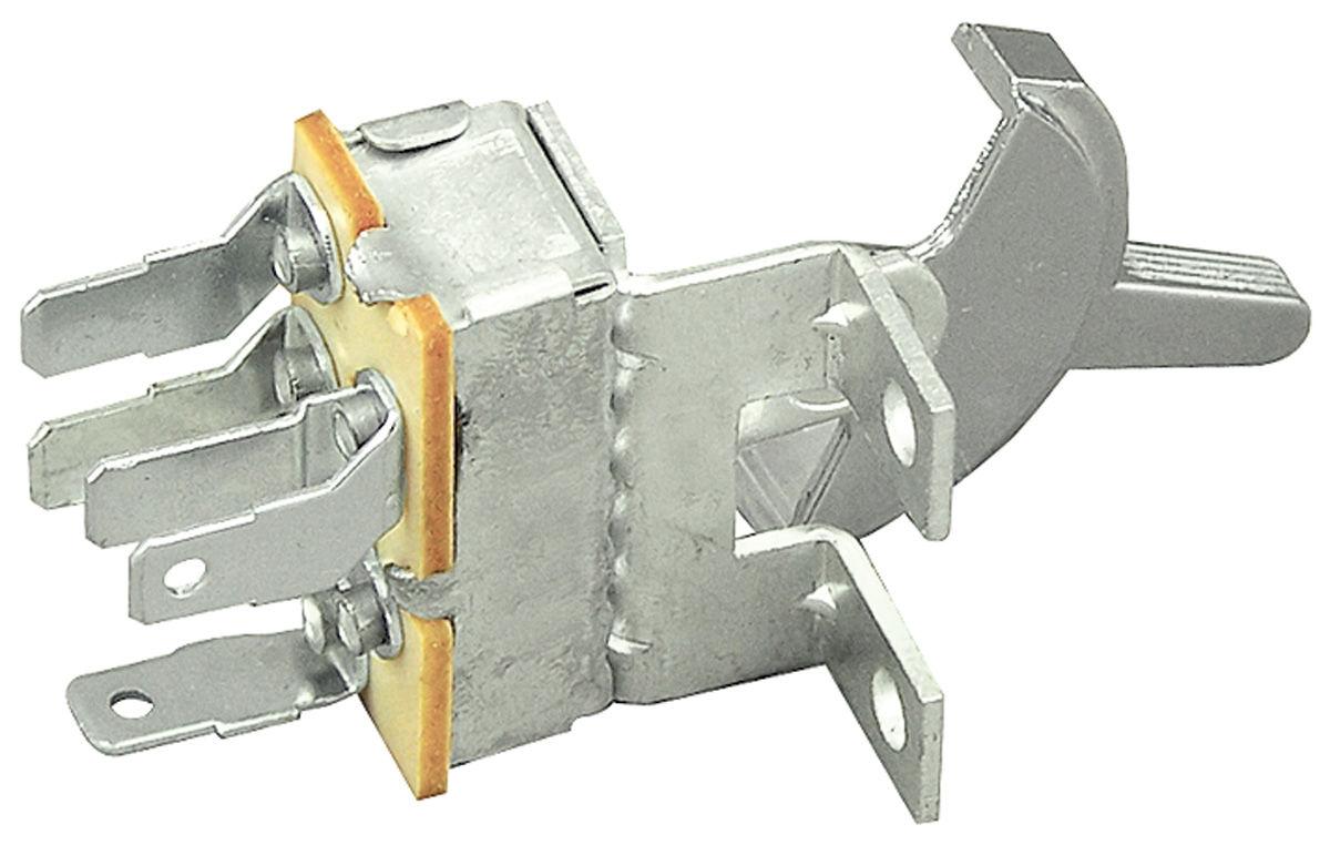 Blower Motor Switch, 1964 GTO/Temp/LeMans, w/AC