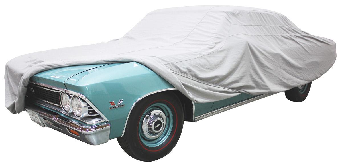 Car Cover, 4-Layer Plus, 1964-67, Chevelle