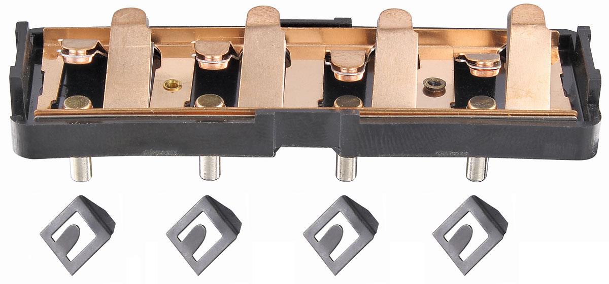 Power Window Switch Base, 1959-63 Pontiac, 4-Button