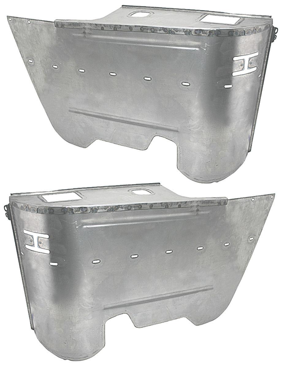 Armrest Panel, Lower Rear, 1964-67 A-Body, Pair