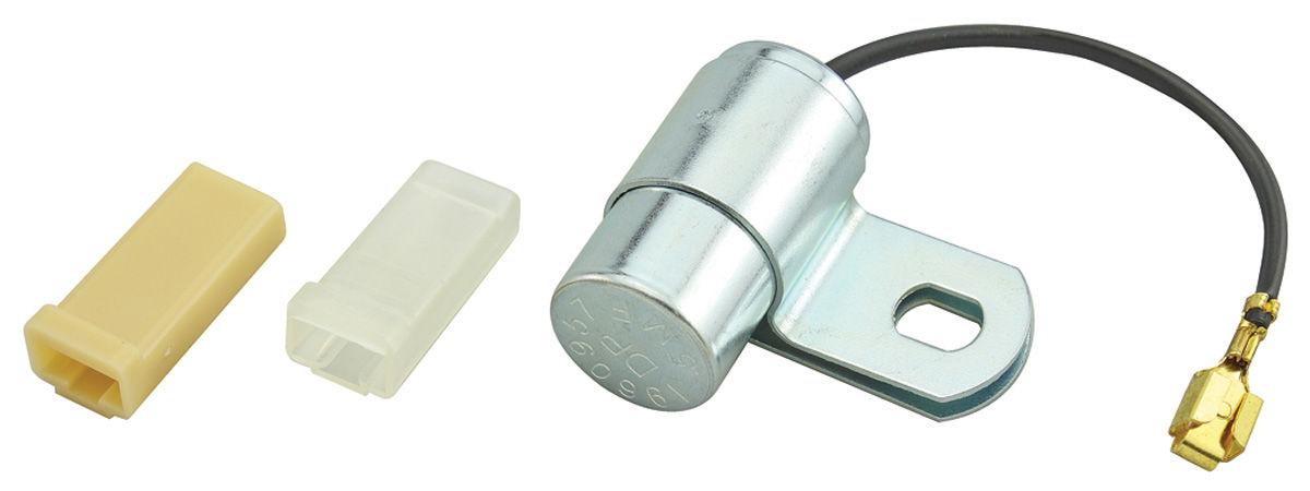 Capacitor, Voltage Regulator, 1962-63 Bonn/Cat/GP & 1971-72 Chev/EC