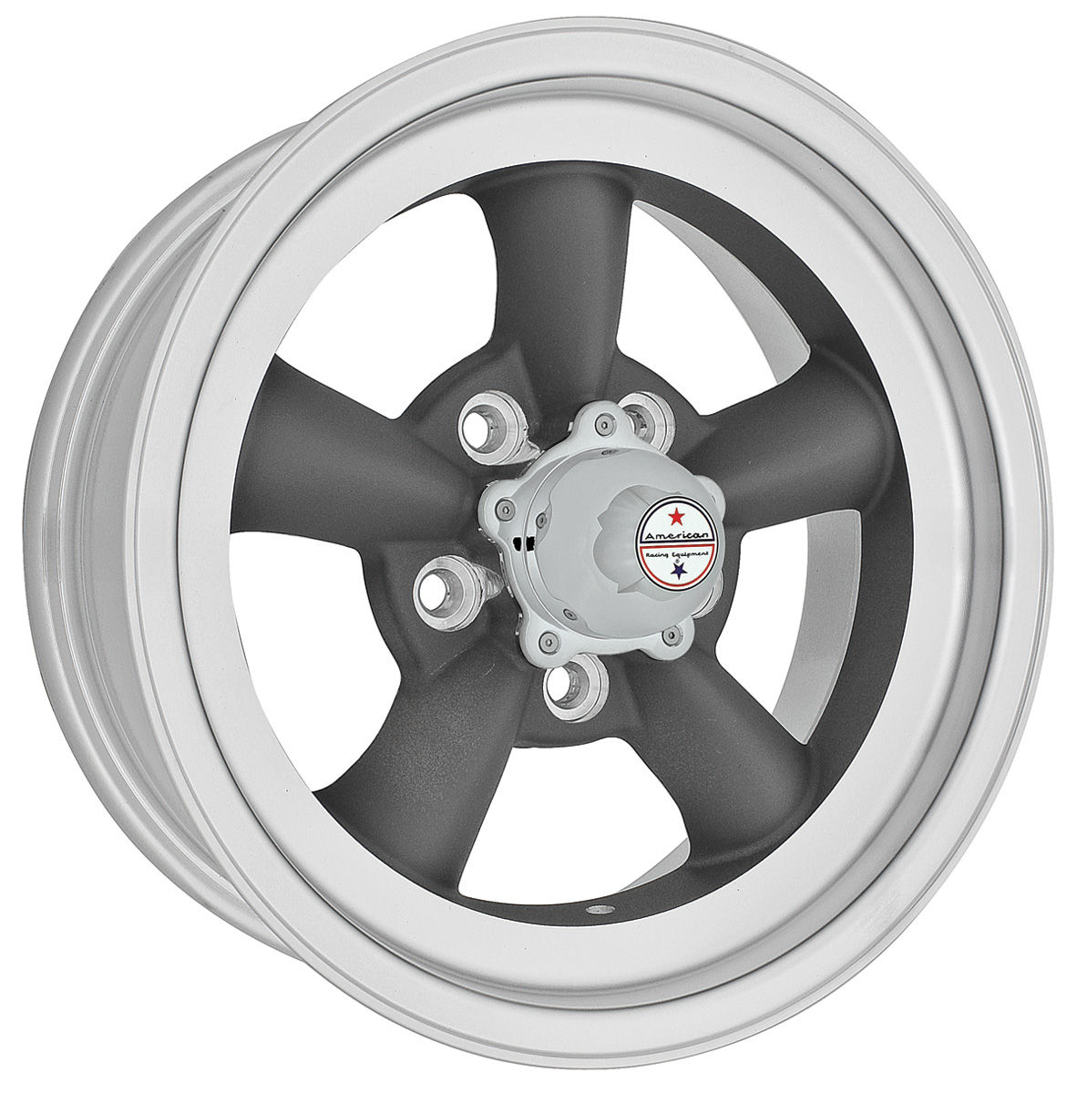 Wheel, American Racing, Torq-Thrust D, 14