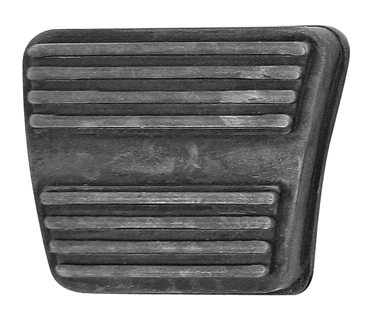 Pad, Pedal, 1978-88 El Camino/Monte Carlo/1978-83 Malibu, Parking Brake