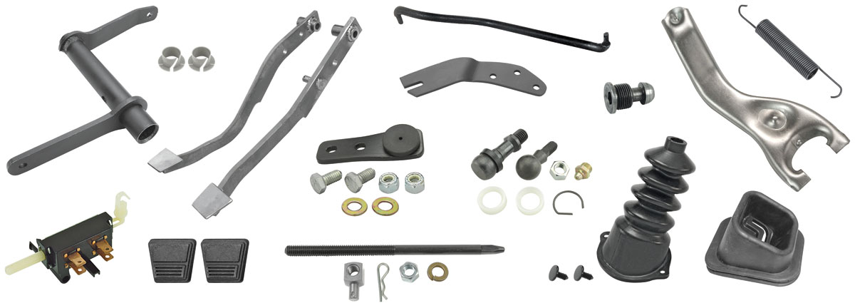 Clutch Conversion Kit, 1978-81 EC/MC/MAL