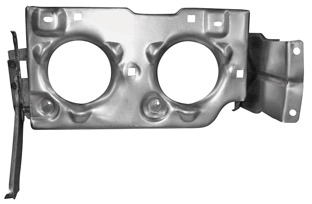 Body, Hideaway Headlamp, 1968-69 GTO