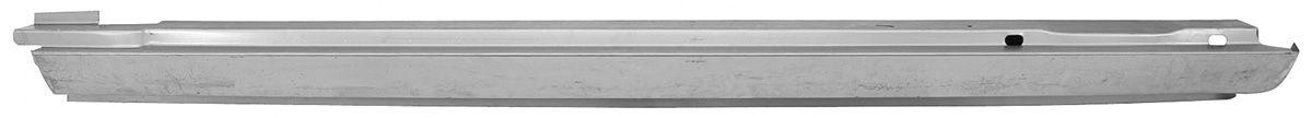 Rocker Panel, Lower, 1968-72 A-Body, Steel