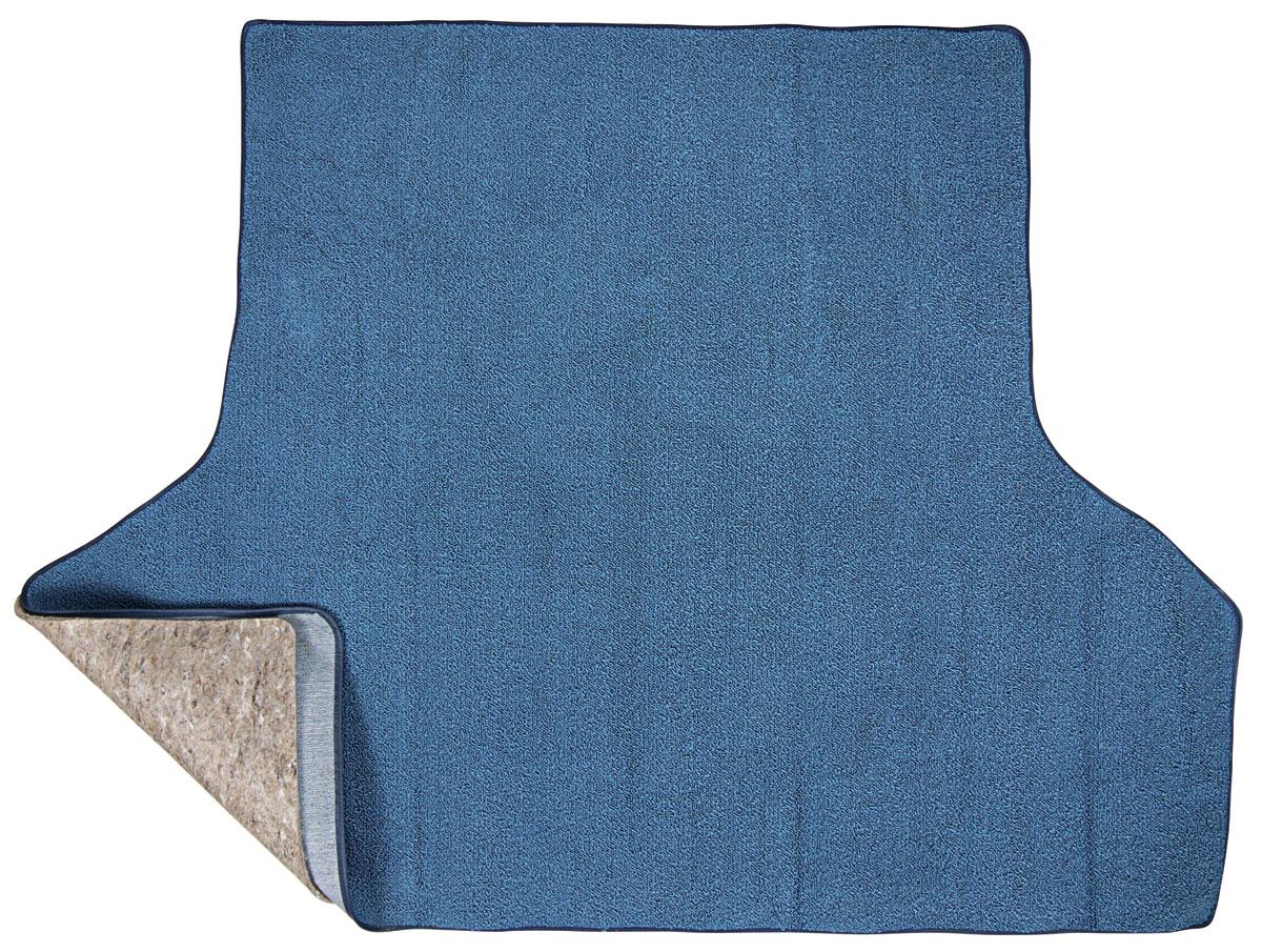 Carpet, Trunk Mat, 80/20 Loop, 1968-69 Chevelle