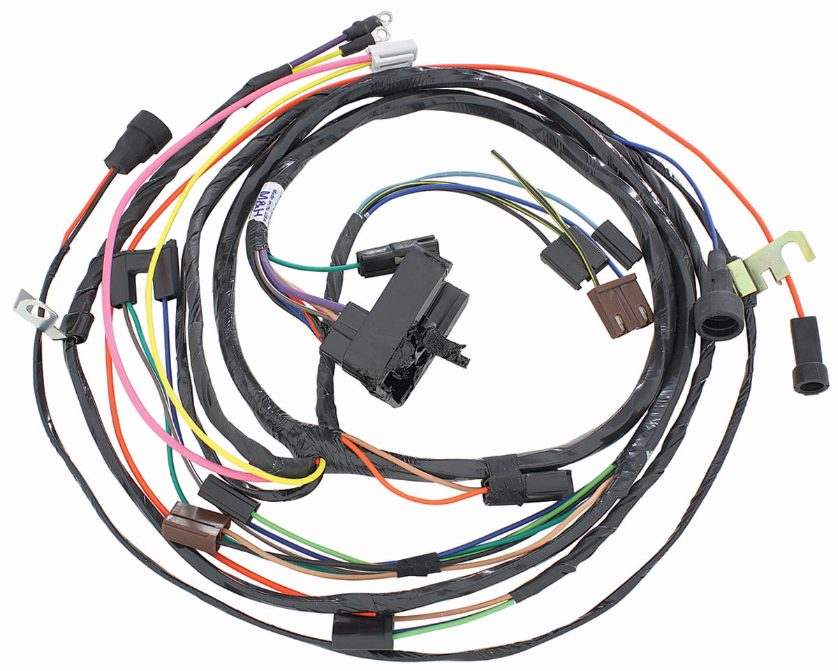 1971 chevelle wiring harness wiring harness  engine  1971 chevelle el camino  454 hei auto  1971 chevelle el camino  454 hei