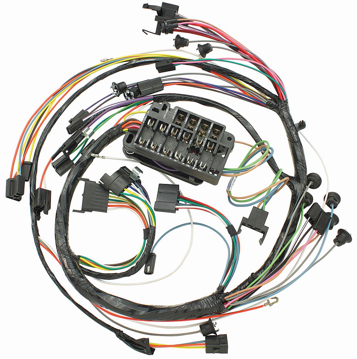 [SCHEMATICS_4US]  Wiring Harness, Dash, 1966 Chevelle/El Camino, Gauges/Console @ OPGI.com | 1966 El Camino Wiring Harness |  | Original Parts Group