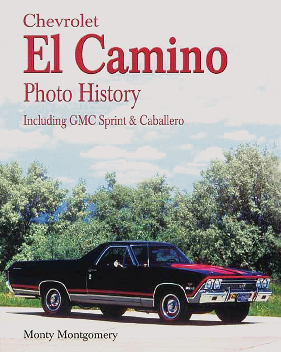 Book, El Camino Photo History
