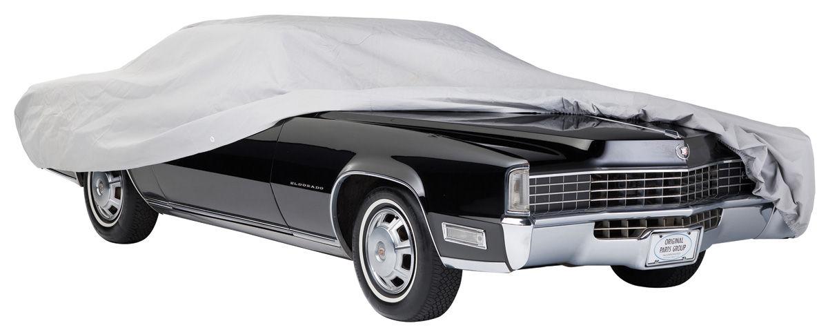 Car Cover, Evolution, 1971-78 Eldorado Convertible