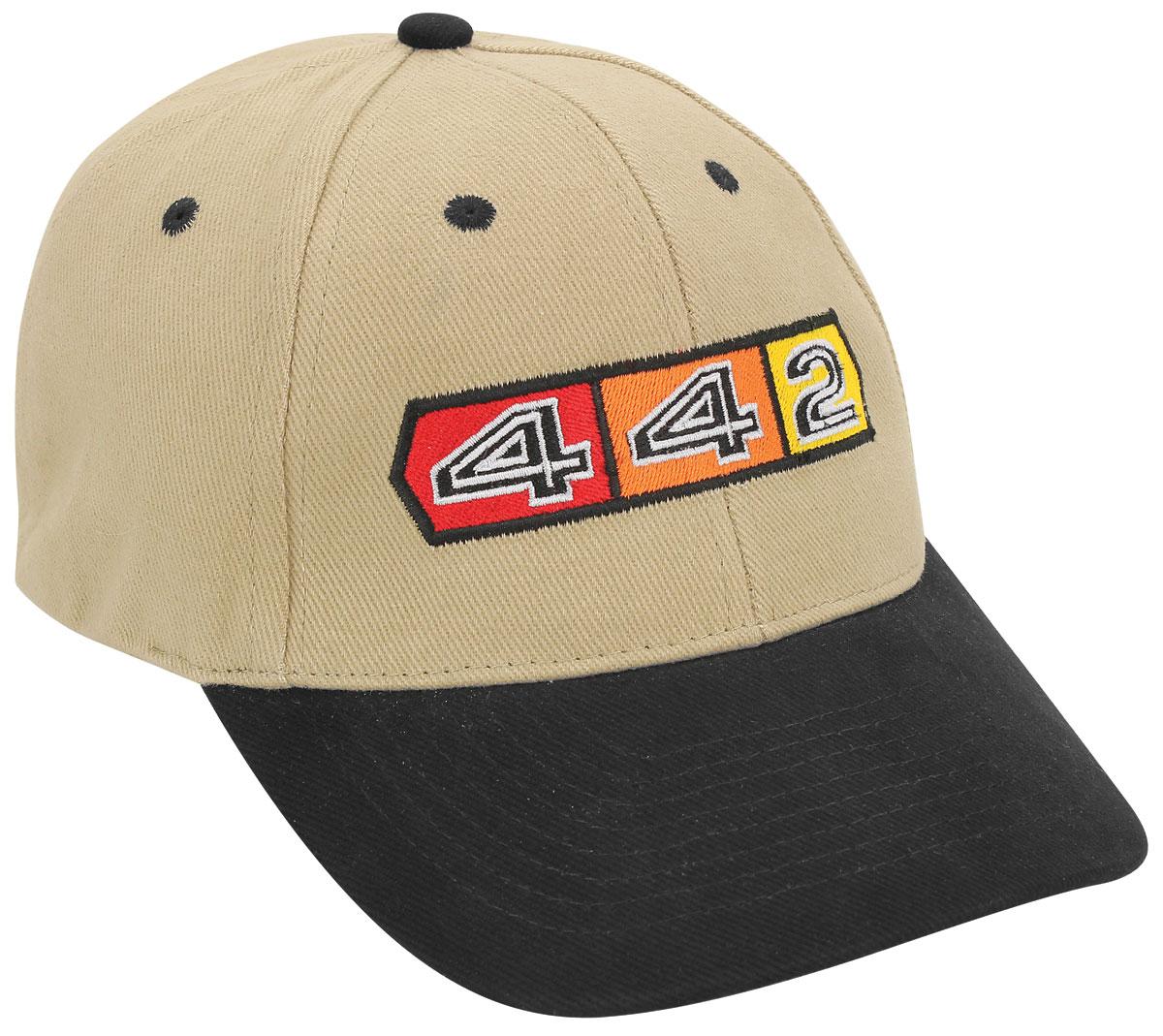 Hat, Oldsmobile 4-4-2 Embroidered