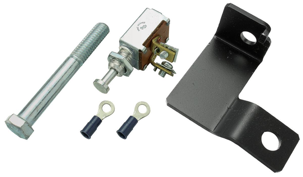 Switch, Backup Lamp, 1964-67 Cutlass/Pontiac, 4-Speed, Assembly