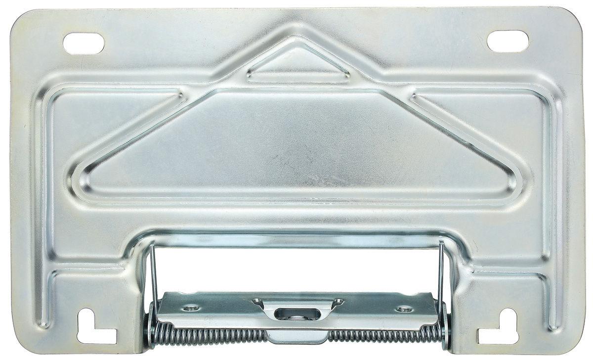 Fuel Door, 1968-70 Cutlass/Skylark & 1970 Riviera Exc. Wagon, Rear